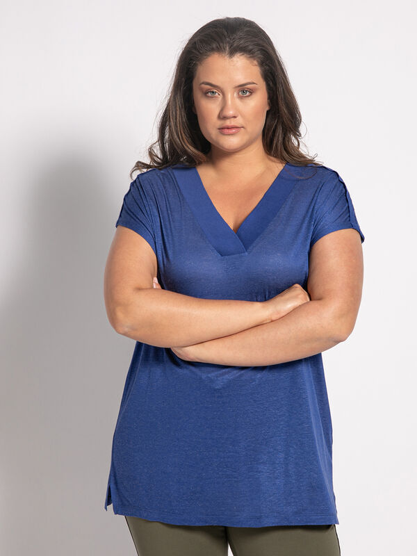 T-shirt (plus size)