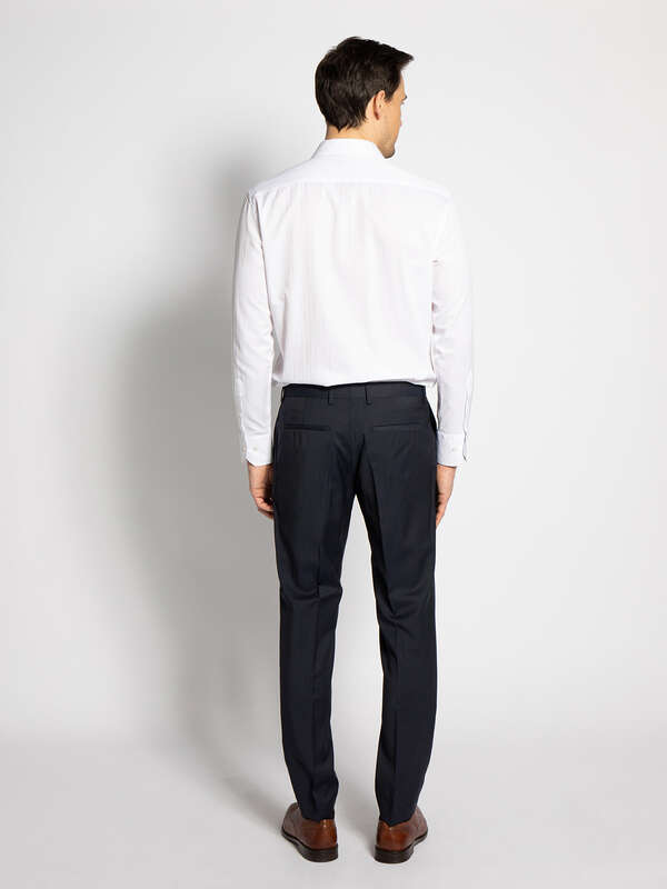 Modular Fitted Trousers
