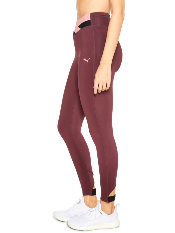 Museo promesa explorar  Puma Hit Feel it 7/8 Tight aubergine/rosa | Dress-for-less
