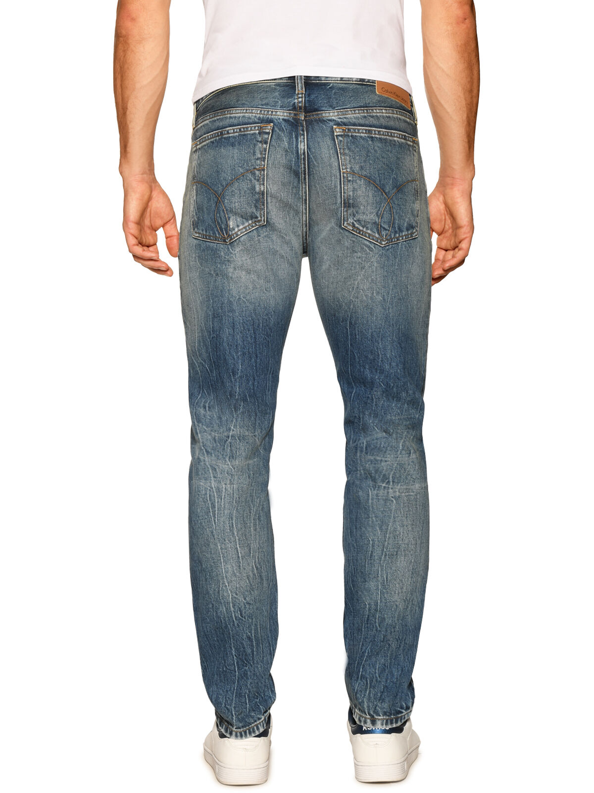 Straight-Fit Jeans