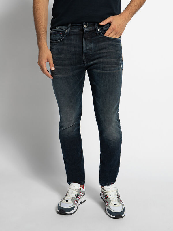 contrabando comienzo Escoba  Tommy Hilfiger Jeans Skinny Simon navy | Dress-for-less