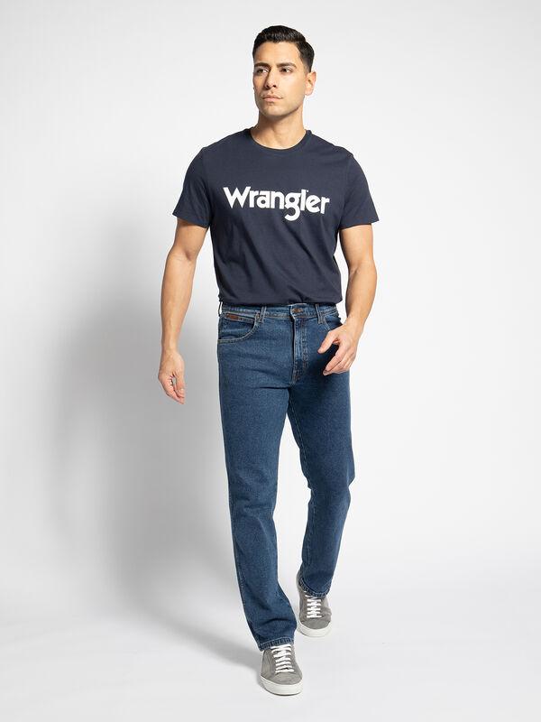 Wrangler Texas Jeans Blast Blue blau | Dress-for-less