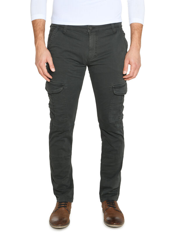 Yves cargo trousers