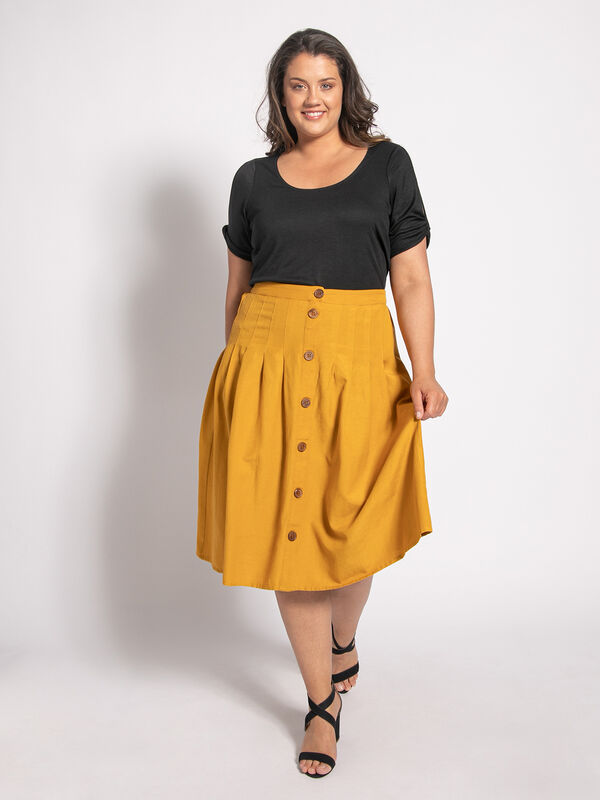 Skirt (Large Size)
