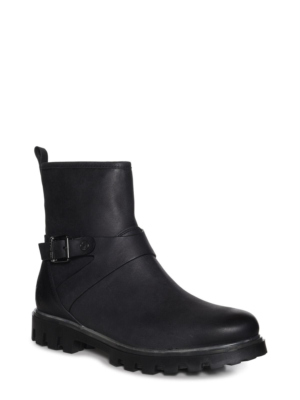 U.S. Polo Assn. Boots Sally schwarz