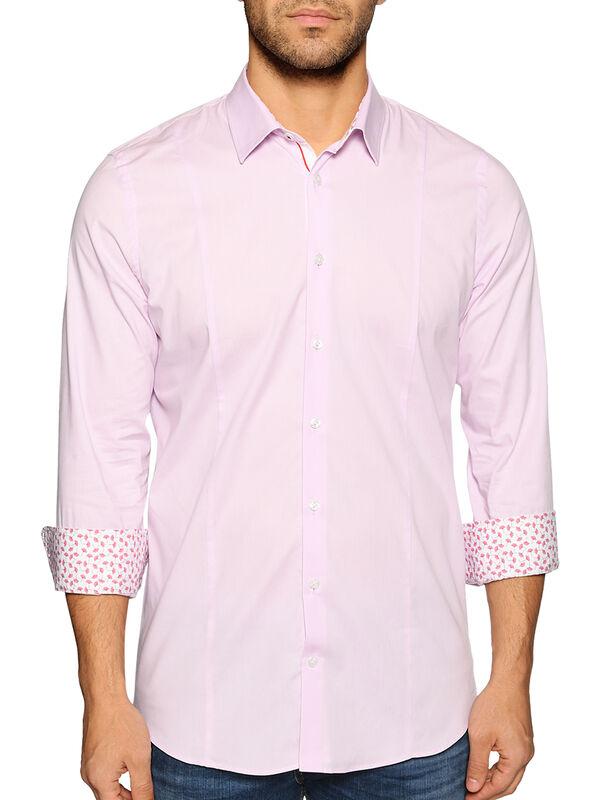 Shaped fit shirt