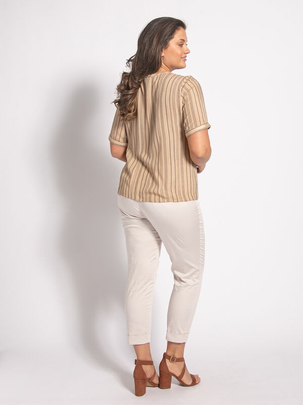 Blouse Top (Large Sizes)