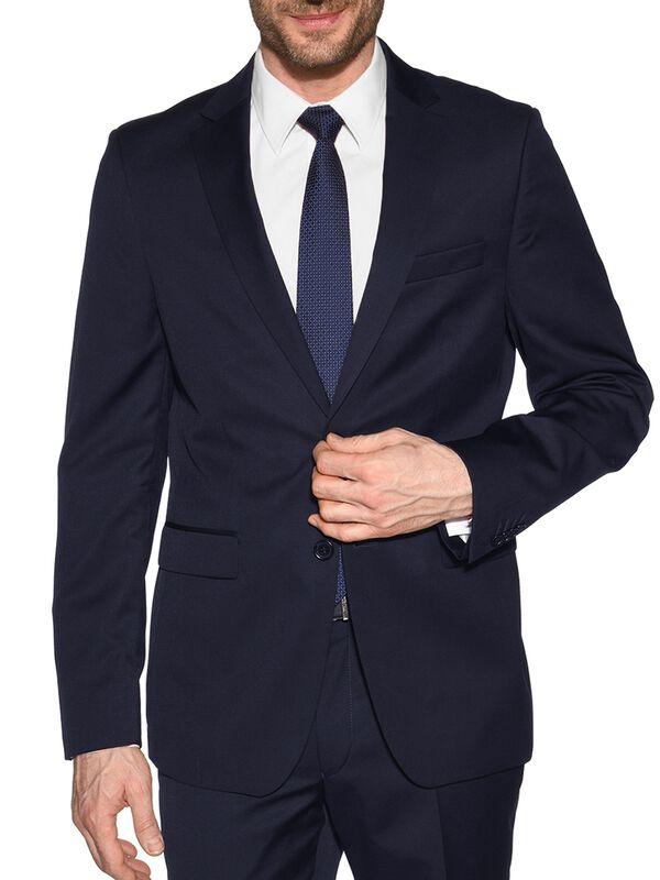 Modular Blazer Skinny Fit