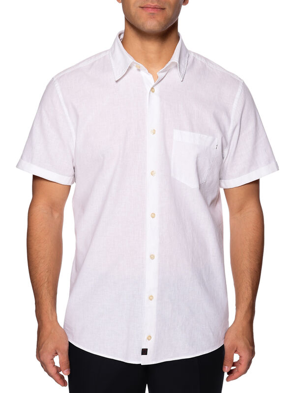 Custom-Fit Short Sleeve Shirt