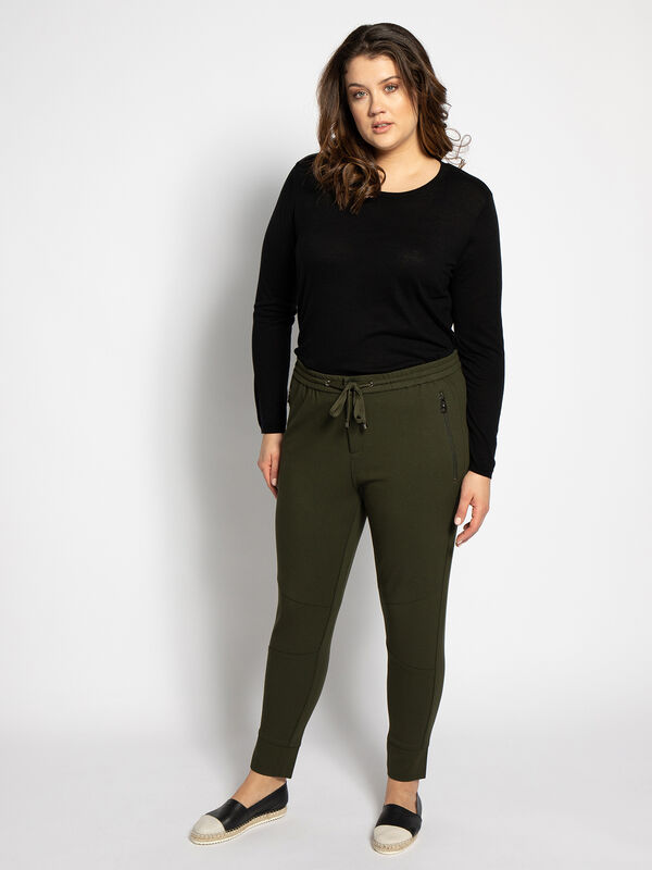 Trousers (Large Size)