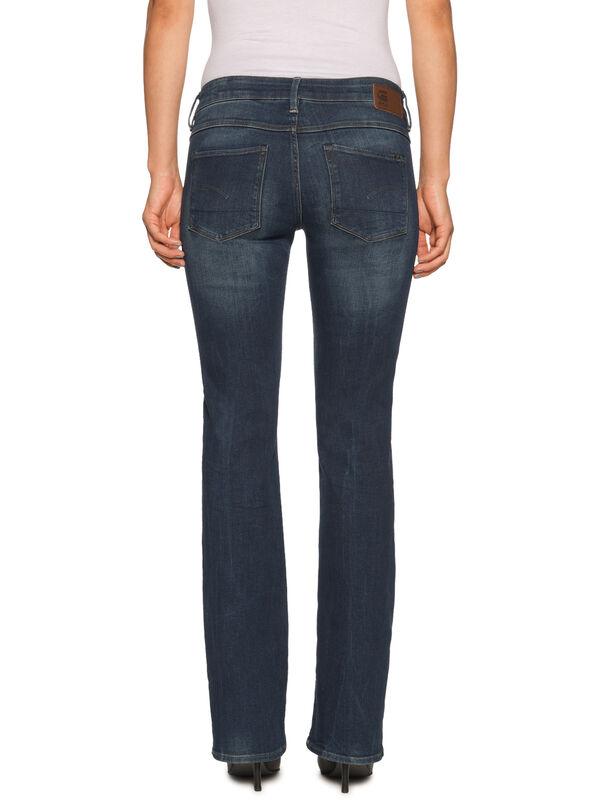 3301 Mid Bootleg Jeans