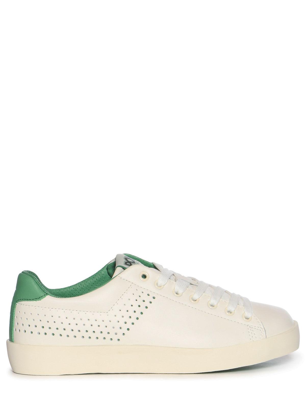 Pony Sneaker Aurora weiß/grün | Dress