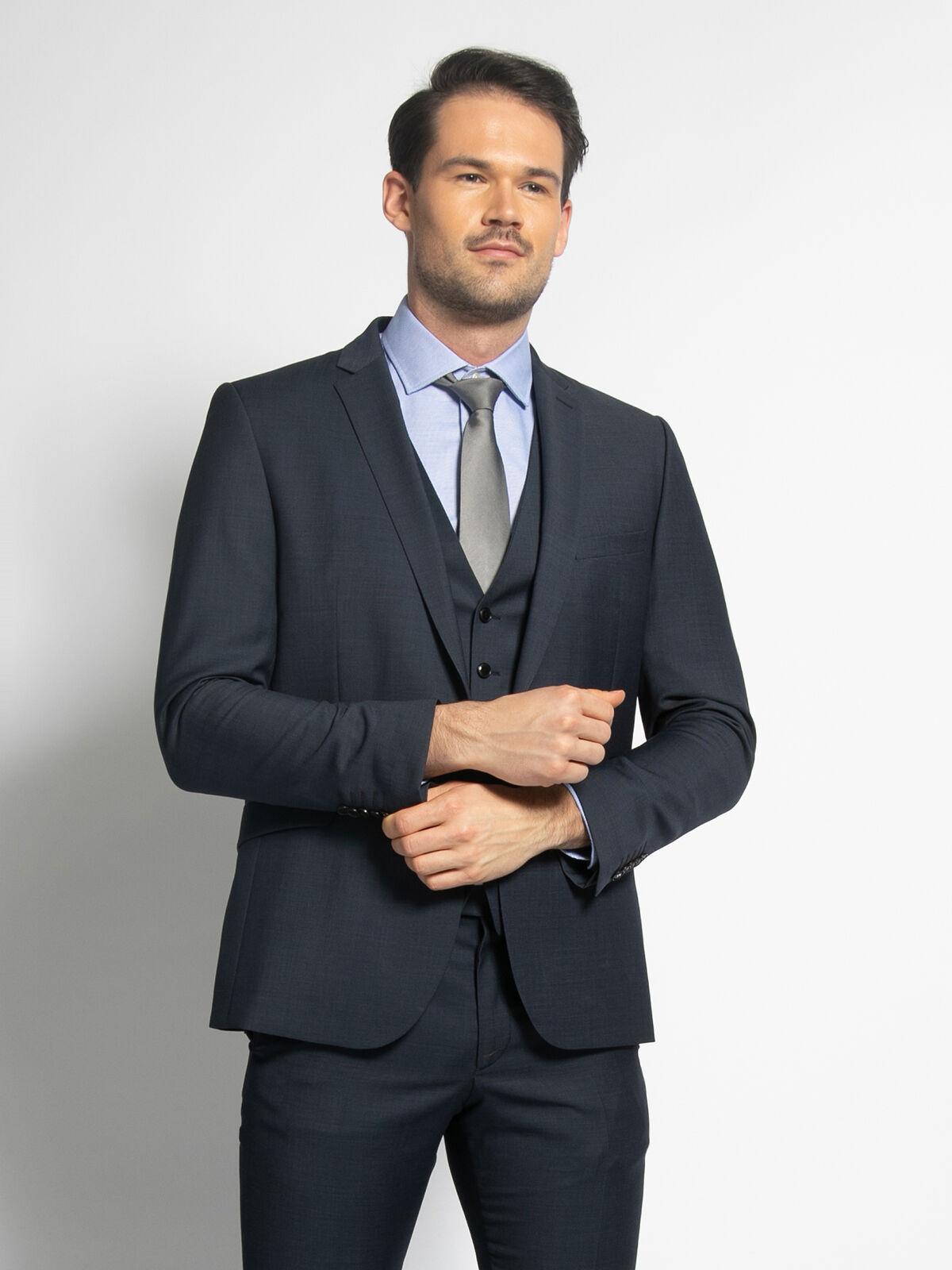 Slim Fit Sports Jacket