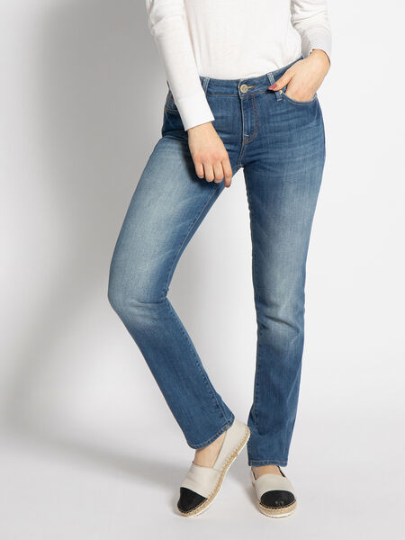 MAVI Femme Jeans Olivia 10189-2004 Port Picard Neuf Low Rise Slim Leg Pant