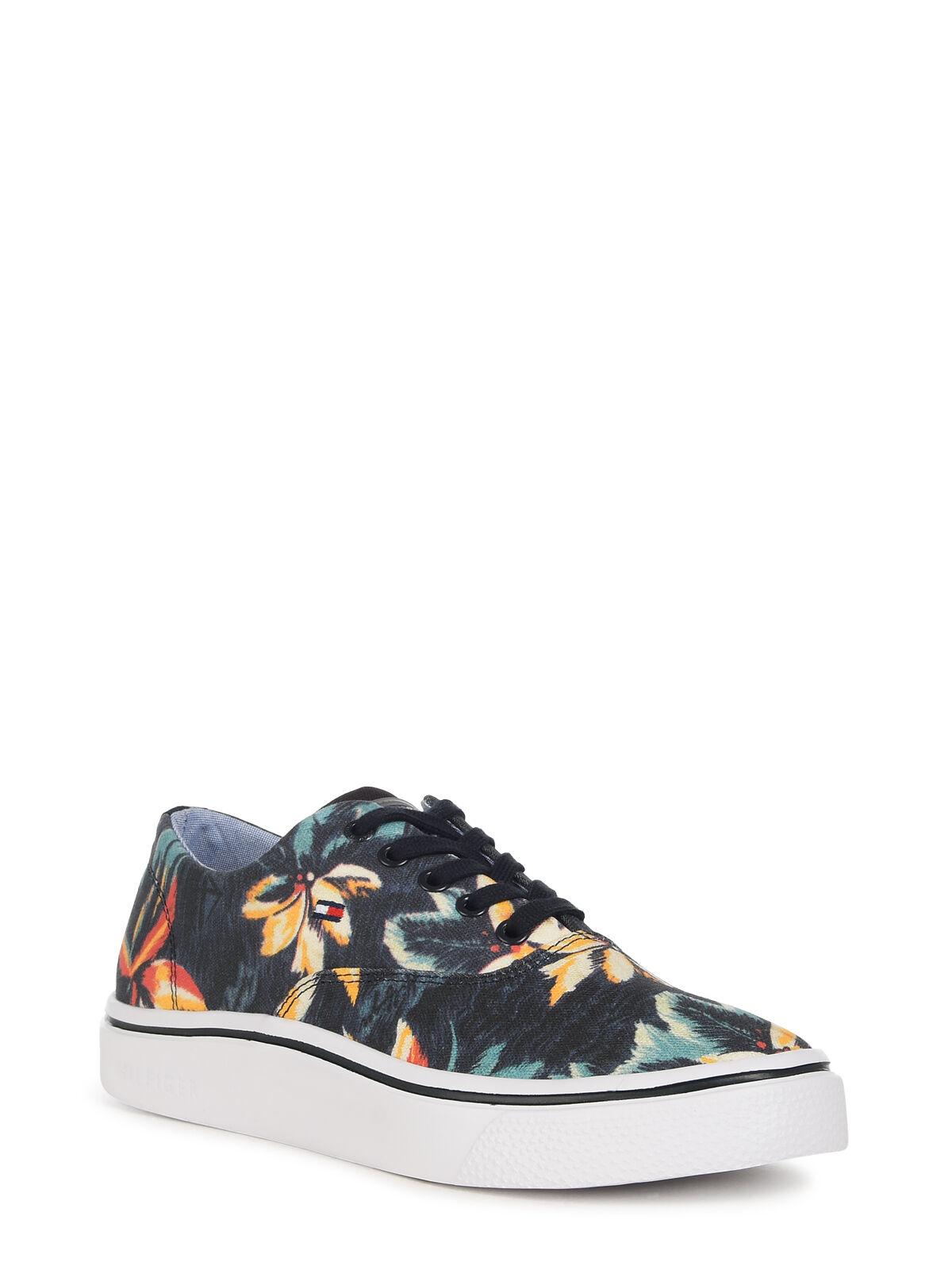 Tommy Hilfiger Oxford Sneaker navy