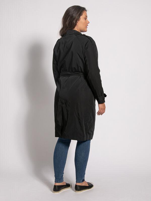 Trench Coat (Large Size)