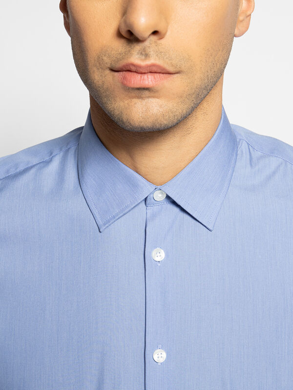 Shaped-Fit Shirt