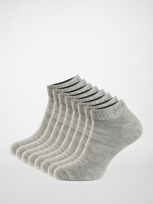 8-Pack of Trainer Socks