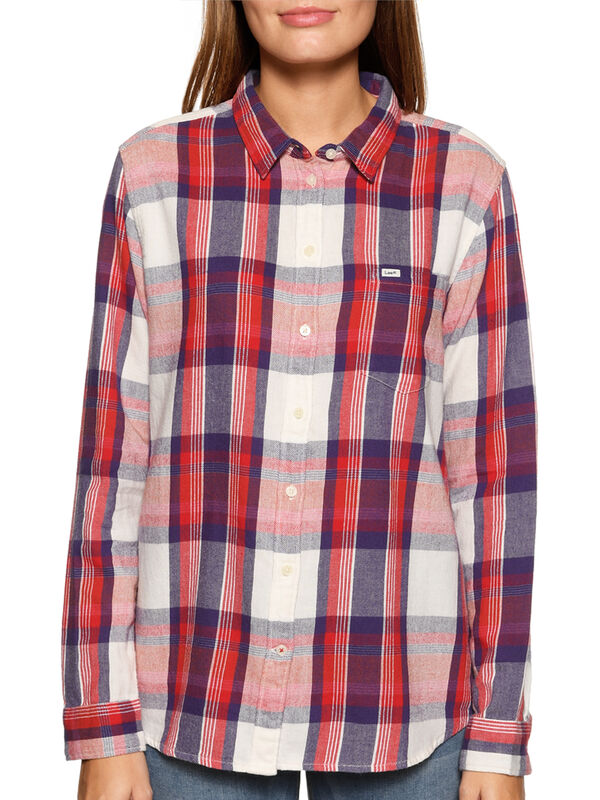 Flannel Blouse