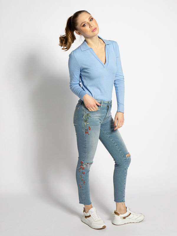 Adrian ankle jeans