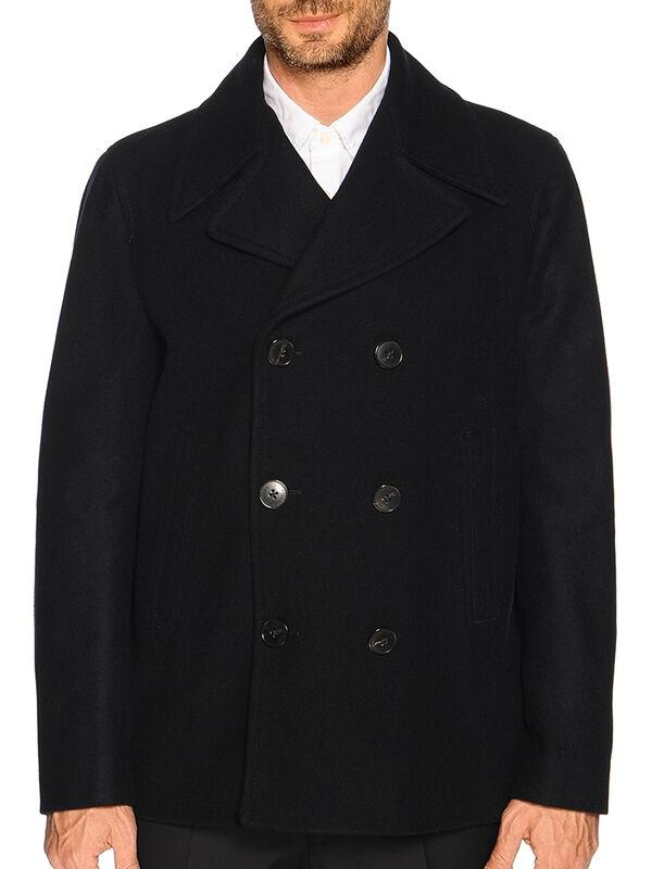 Tommy Hilfiger Winterjacke Navy Dress, Tommy Hilfiger Peacoat With Hood