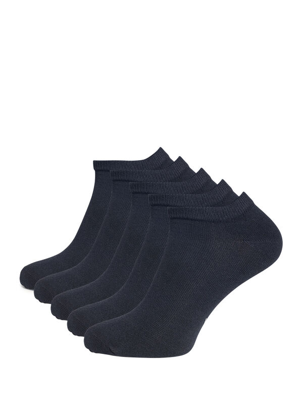 Sneaker Socks in a 5-Pack