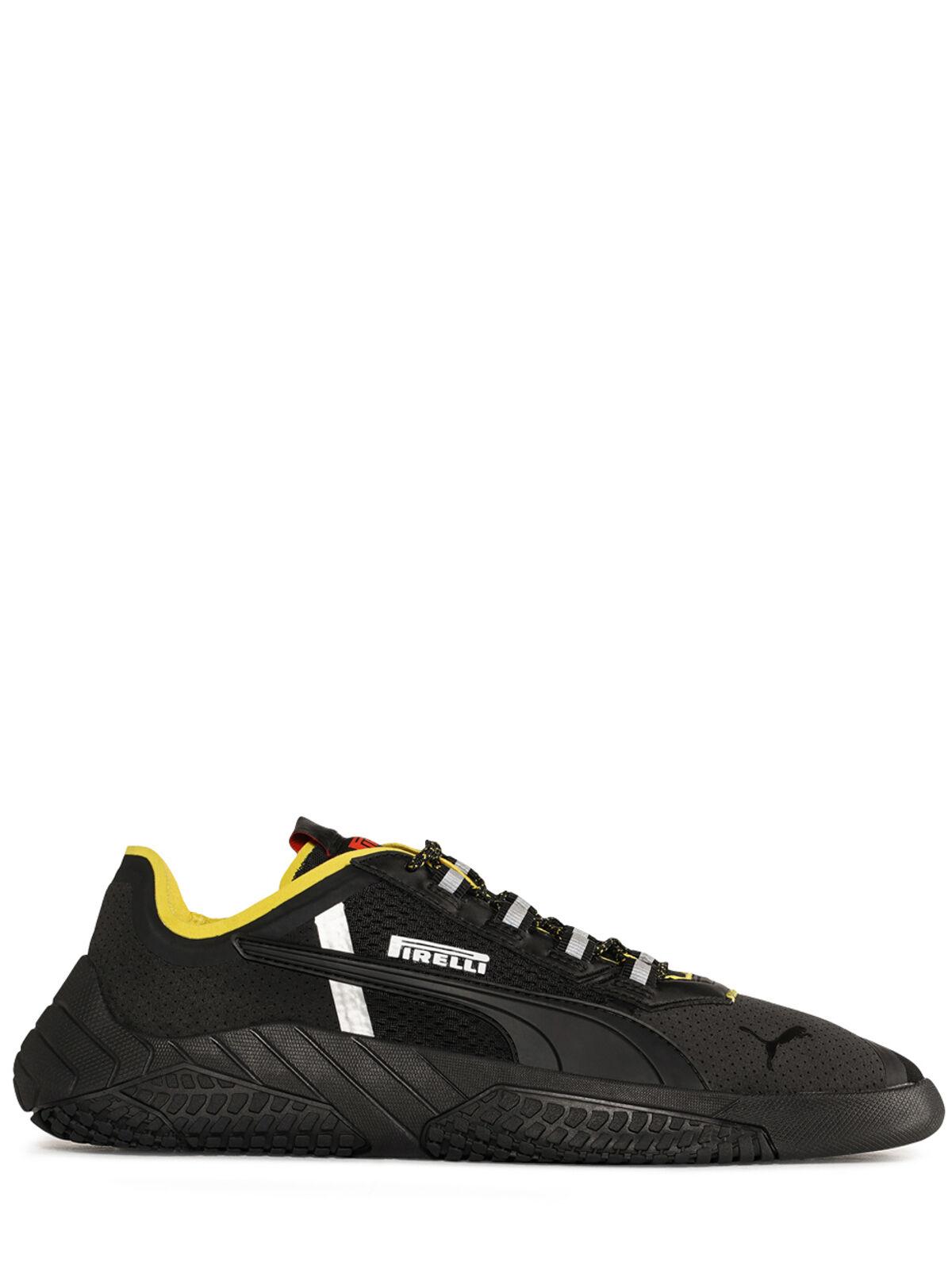 Puma Sneaker Replicat X Pirelli schwarz