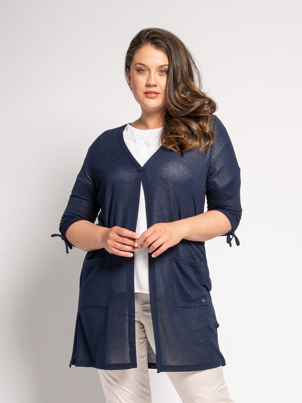 Cardigan (plus size)