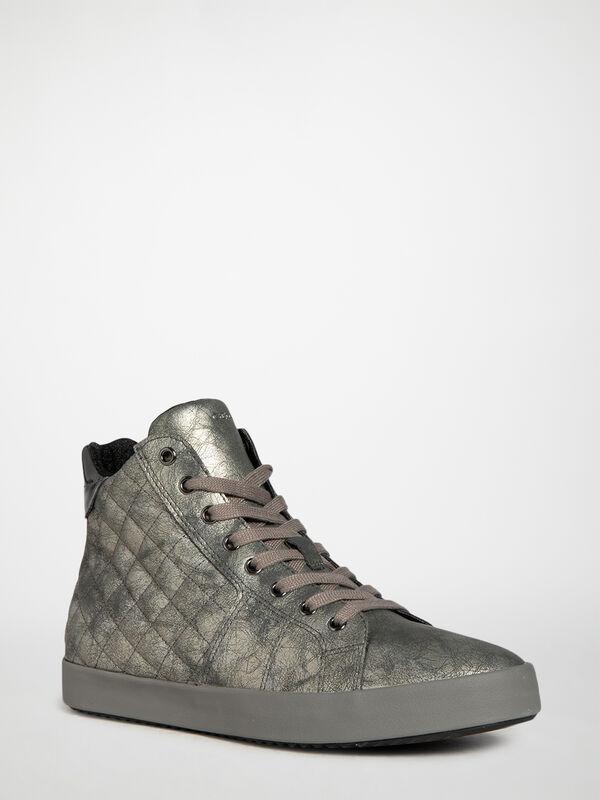 sorpresa sangre Proscrito  Geox Sneaker Blomiee silber | Dress-for-less