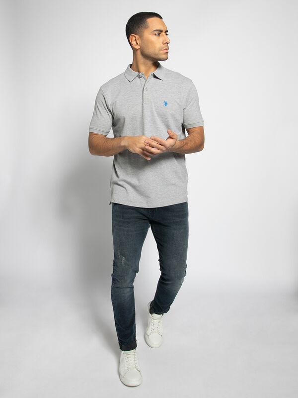 Custom-Fit Polo Shirt