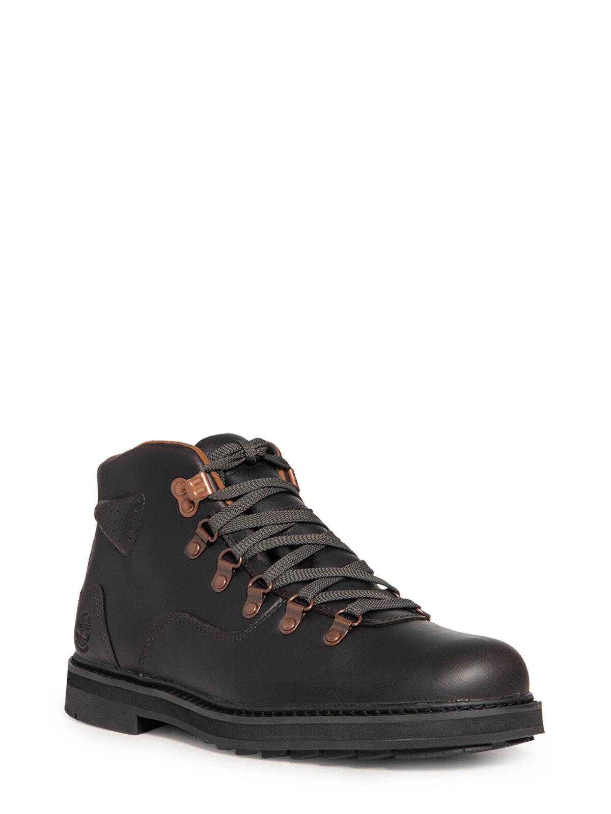 Timberland Boots Mid Hiker dunkelbraun