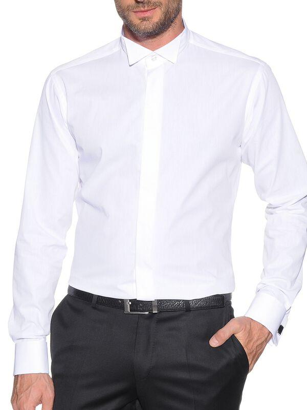 Slim-Fit Smart Shirt
