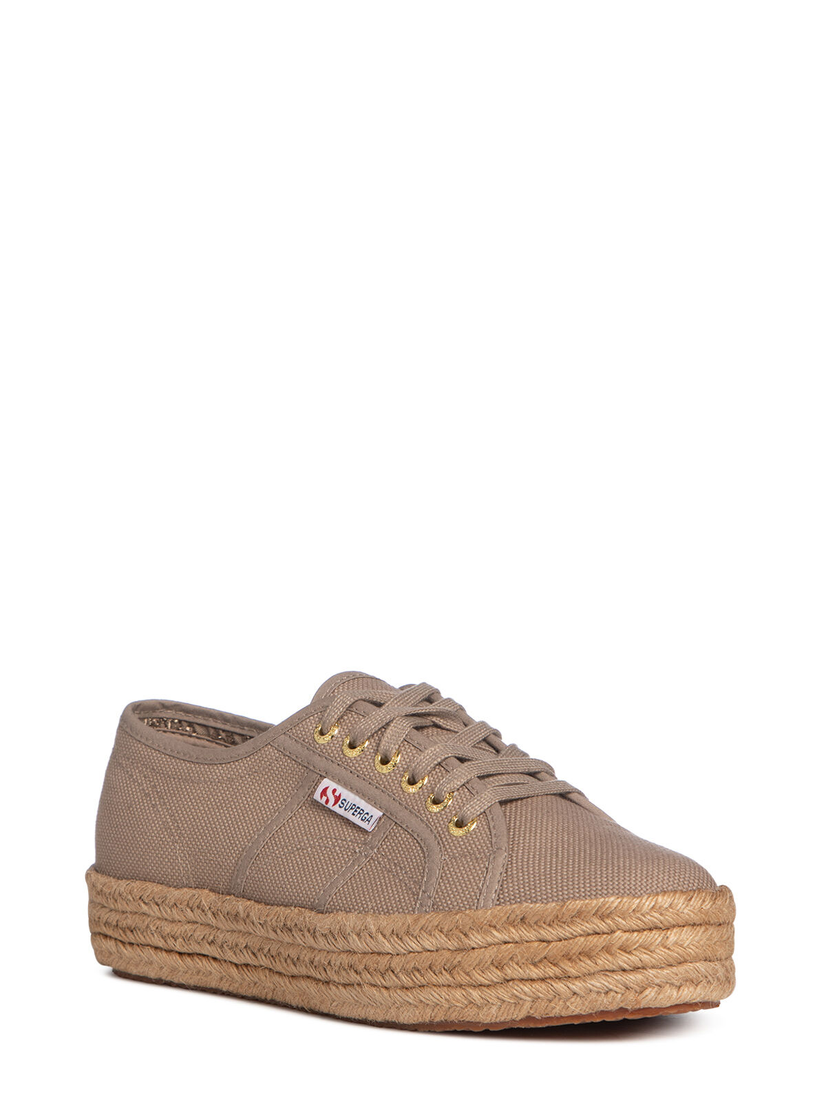 Superga Cotropew Sneaker taupe | Dress