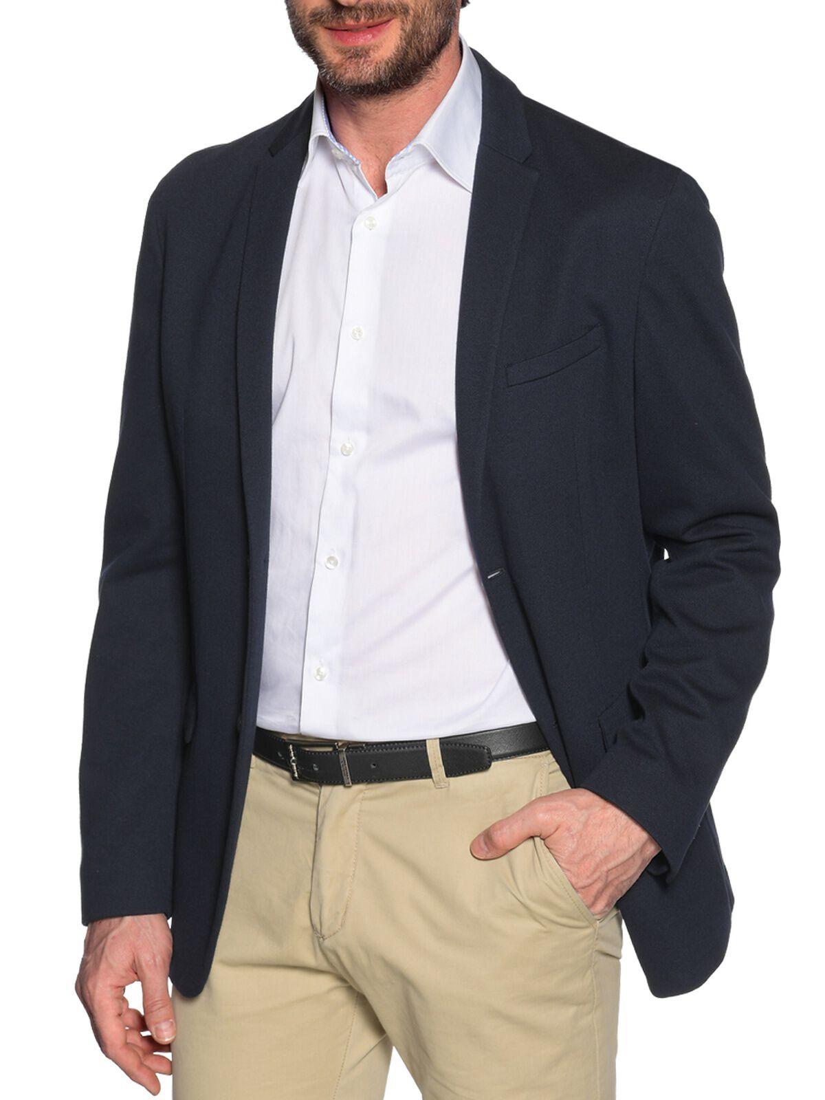 Custom-Fit Suit Jacket