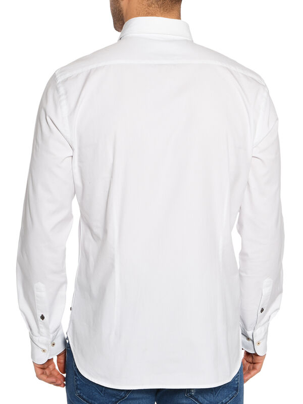 Shirt With a Reverse Side