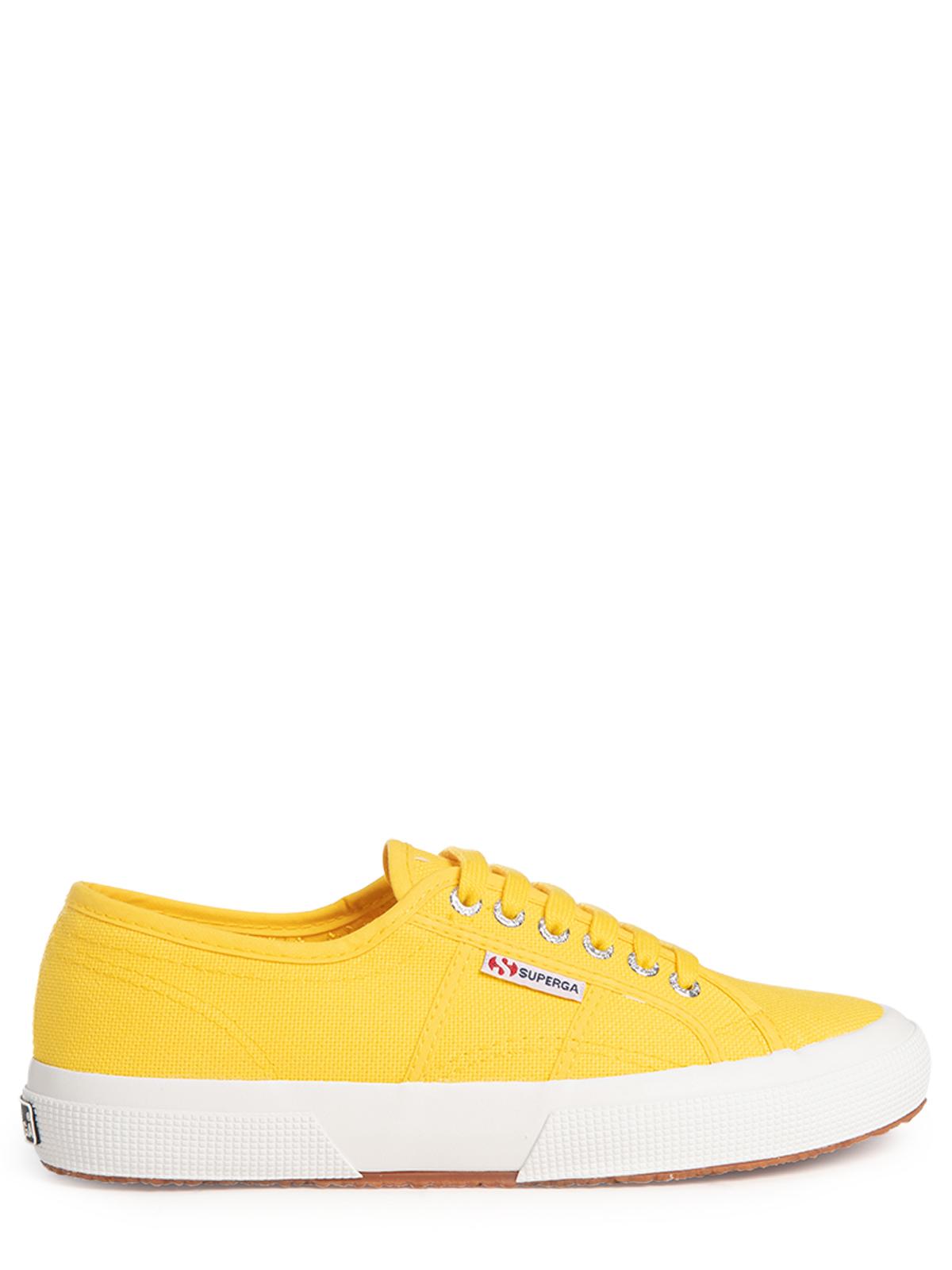 Superga Cotu Classic Sneaker gelb