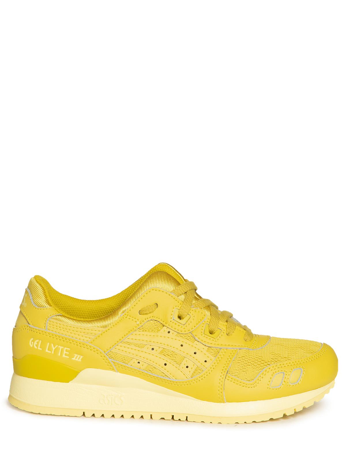 Asics Sneaker Lyte III gelb | Dress-for