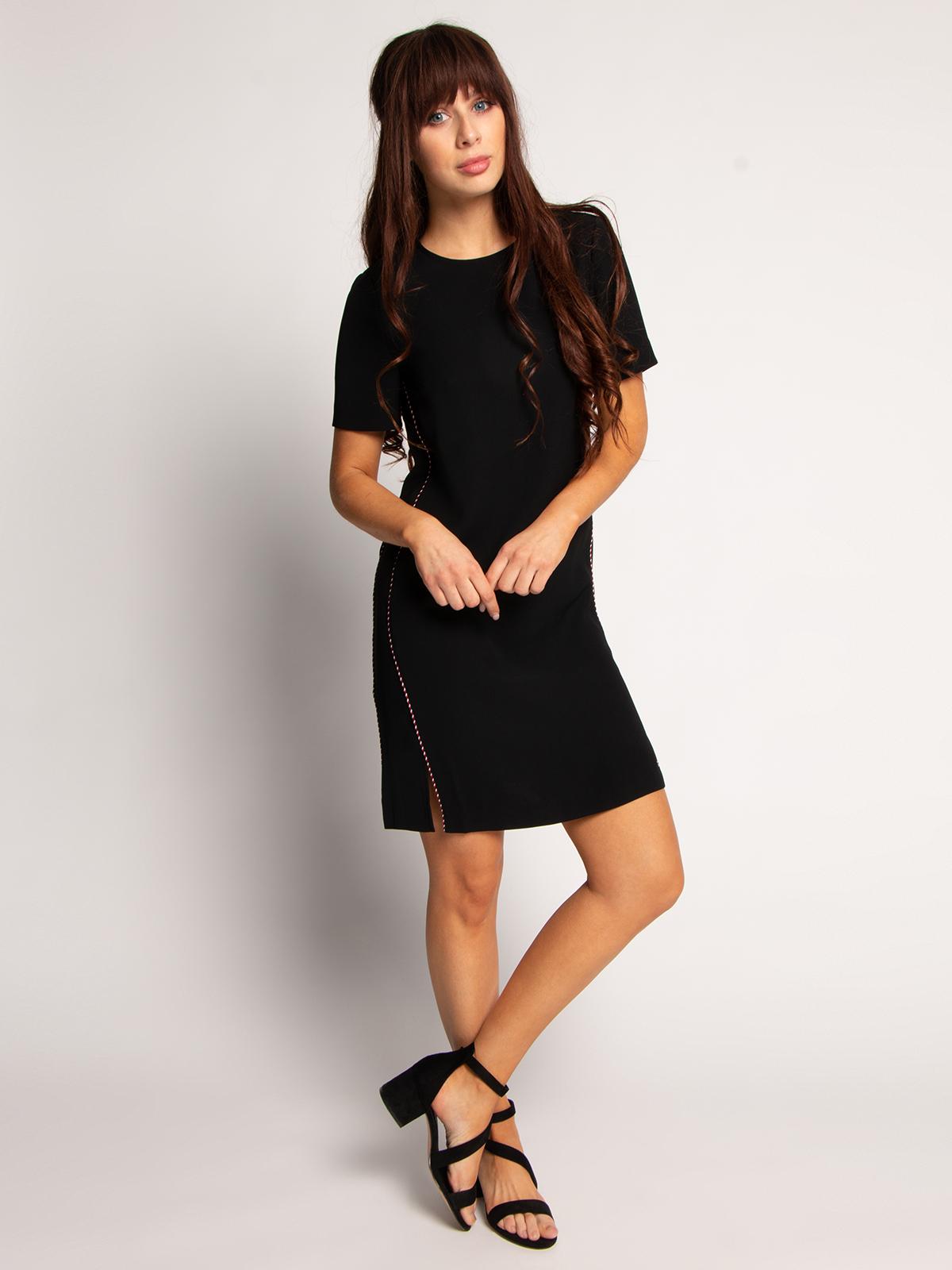 black dress tommy hilfiger