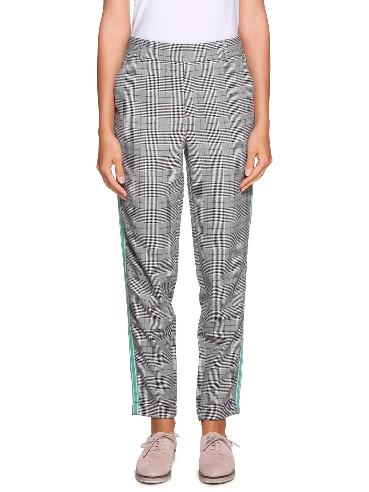 Vero Moda Vmmaya Mr Loose Check Pant Noos Pantaloni Donna